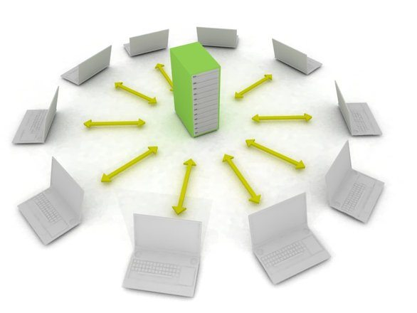 HMI network server
