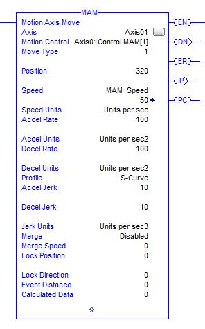 RSLogix 5000 MAM Instruction