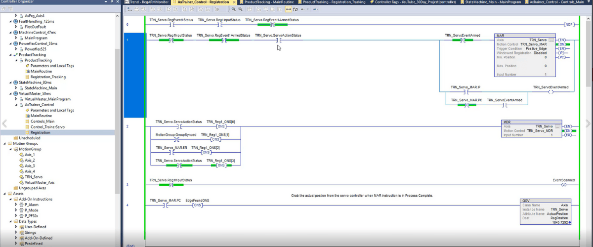 PLC Programming Controls